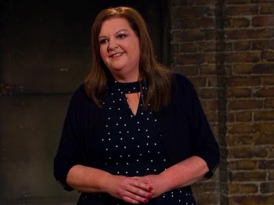 Eileen Hutchinson on Dragons' Den, featured