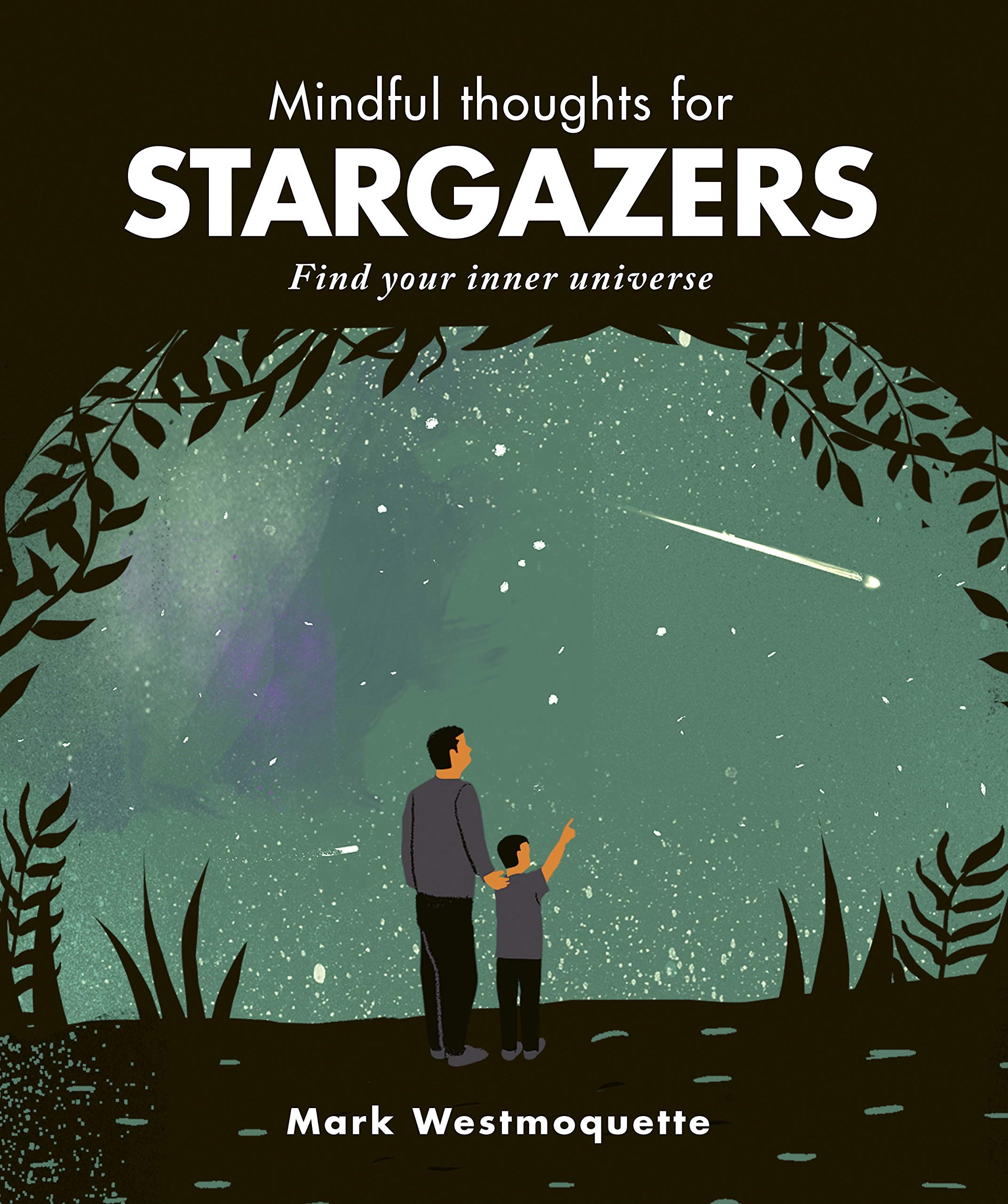 Mindful Thoughts for Stargazers COVER