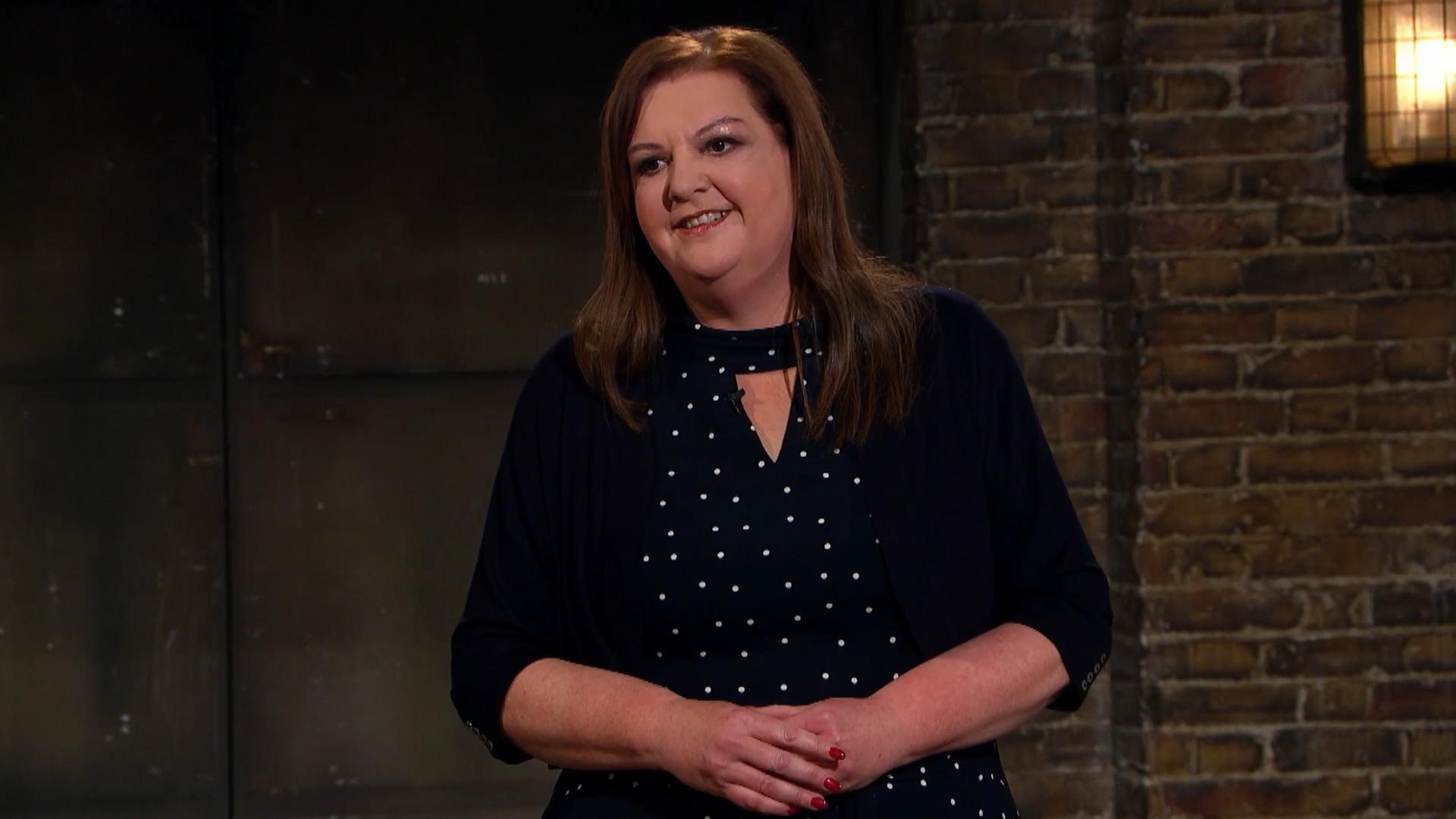 Eileen Hutchinson on Dragon's Den