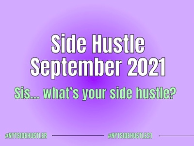 Now You're Talking - Side Hustle Showcase featured