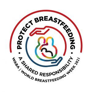 World Breastfeeding Week Logo