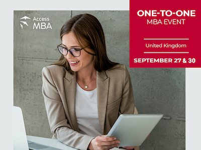 Access MBA One-To-One Event