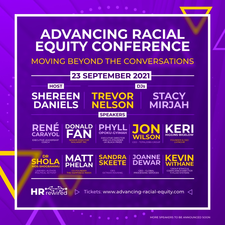 Advancing Racial Equity Conference