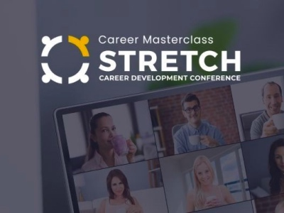 Career Masterclass, Stretch 2021 conference featured
