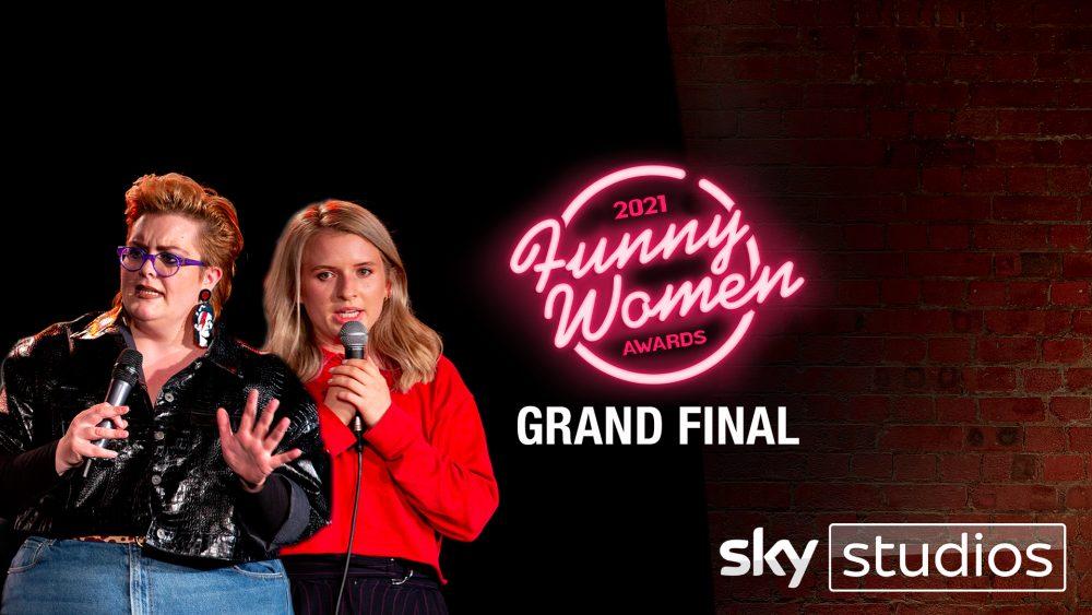 Funny Women Awards Grand Final