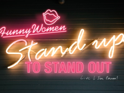 Funny Women, Stand Up to Stand Out event featured
