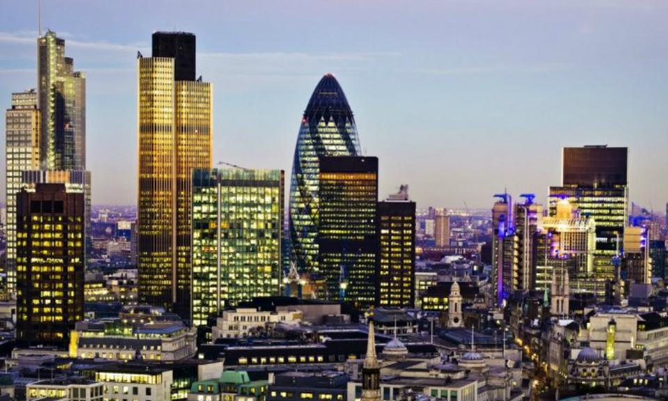 Imperial Weekend MBA event, Image of City of London