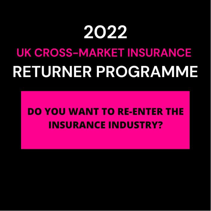 Insurance Returner Programme