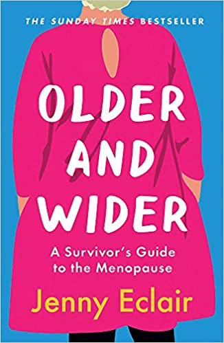 Older and Wiser, Jenny Eclair book cover