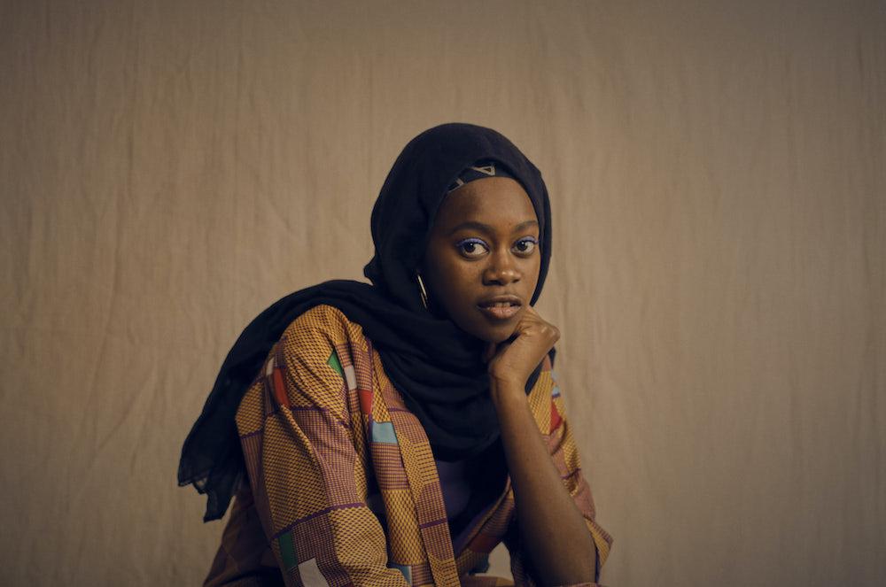 Rakaya Fetuga (poet for WOW Sounds)