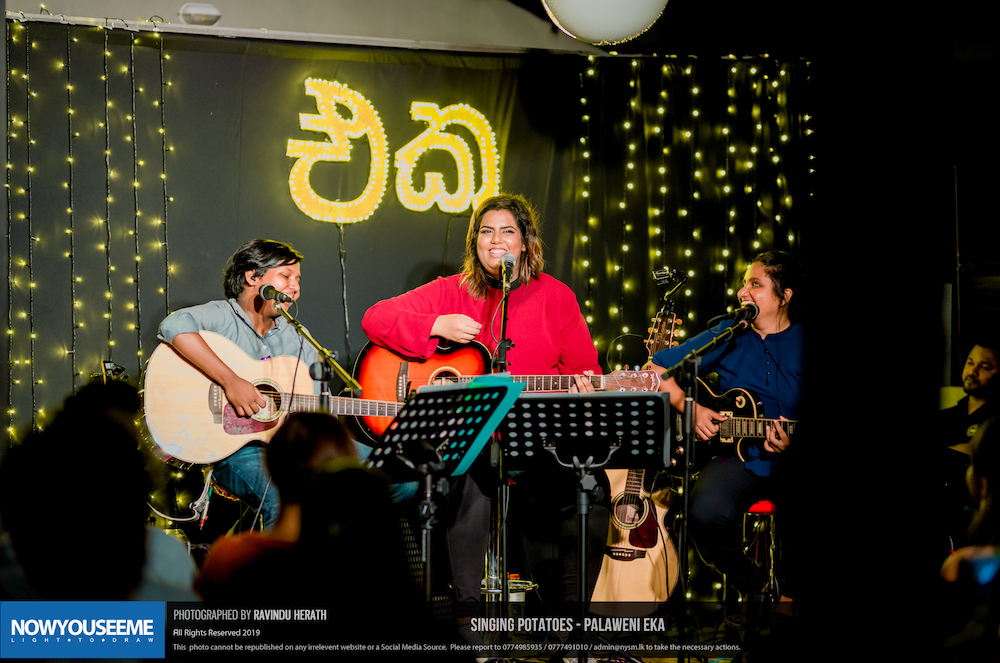 The Singing Potatoes to be part of WOW Sounds (C_ Ravindu Herath)(1)