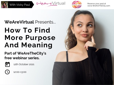 WeAreVirtual, Vicky Paul, featured
