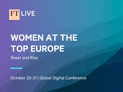 FT Women at the Top Europe
