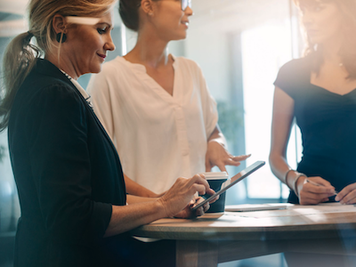 Menopause in the workplace: Impact on women in Financial Services