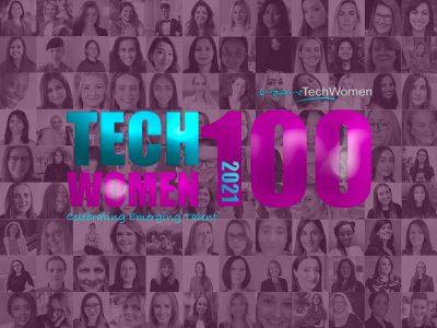 TechWomen100 Shortlist 2021 featured