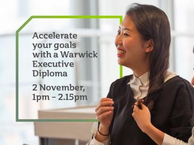 Warwick Business School featured