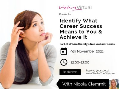 WeAreVirtual, Nicola Clemmit featured